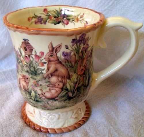 The matching mug.